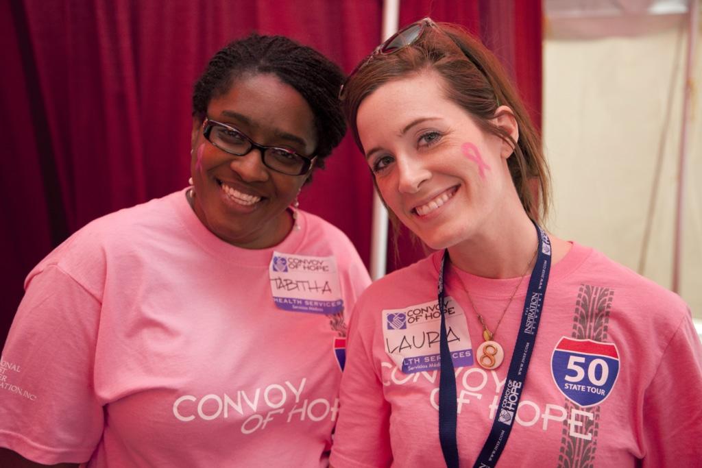 NBCF Volunteers